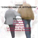 CITTADINANZATTIVA CASTELFRANCO INCONTRA LE PRINCIPALI ISTITUZIONI LOCALI, NAZIONALI E COMUNITARIE
