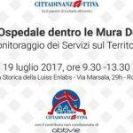 Evento a Roma su cura e assistenza