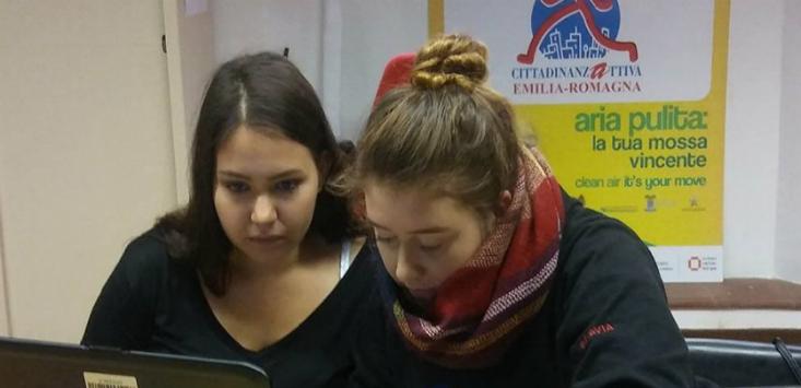 L'esperienza di Weronika a Cittadinanzattiva