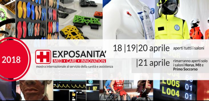 Cittadinanzattiva a ExpoSanità 2018