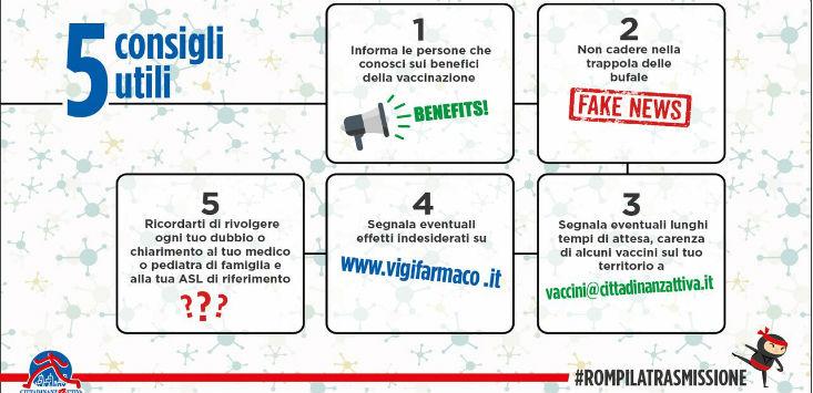seminario sui vaccini a Bologna