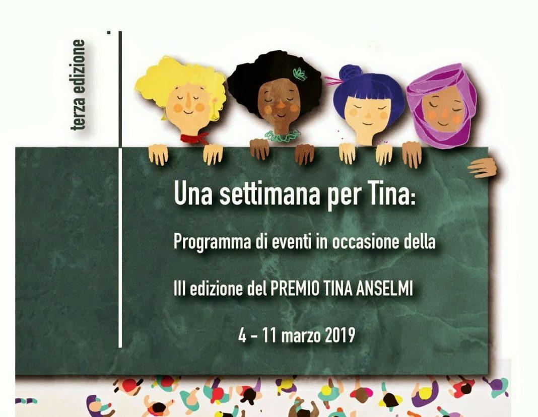 Premio Tina Anselmi 2019