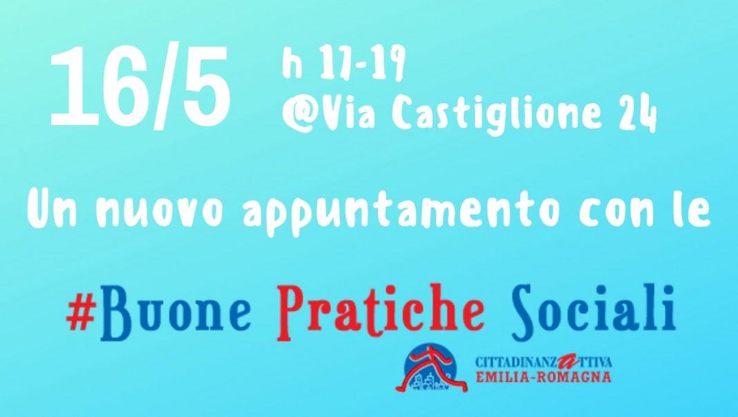 buone pratiche sociale 16 maggio