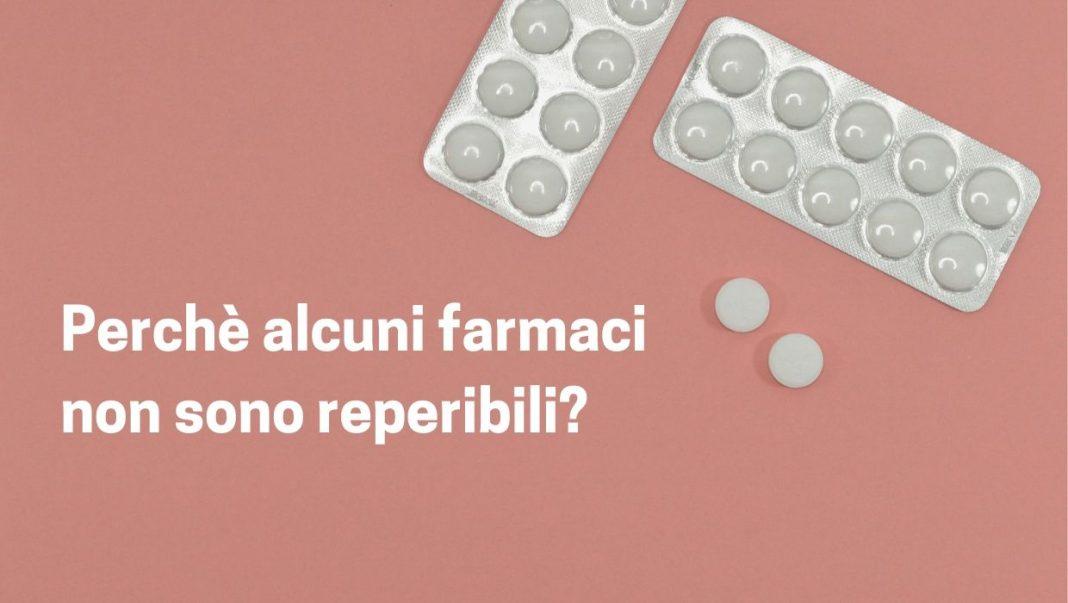 farmaci non reperibili