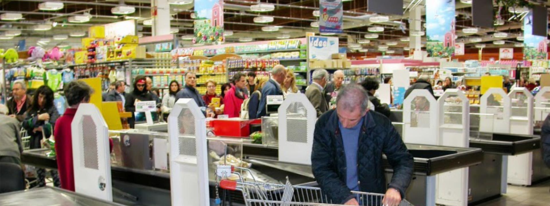 spesa a domicilio città metropolitana Bologna