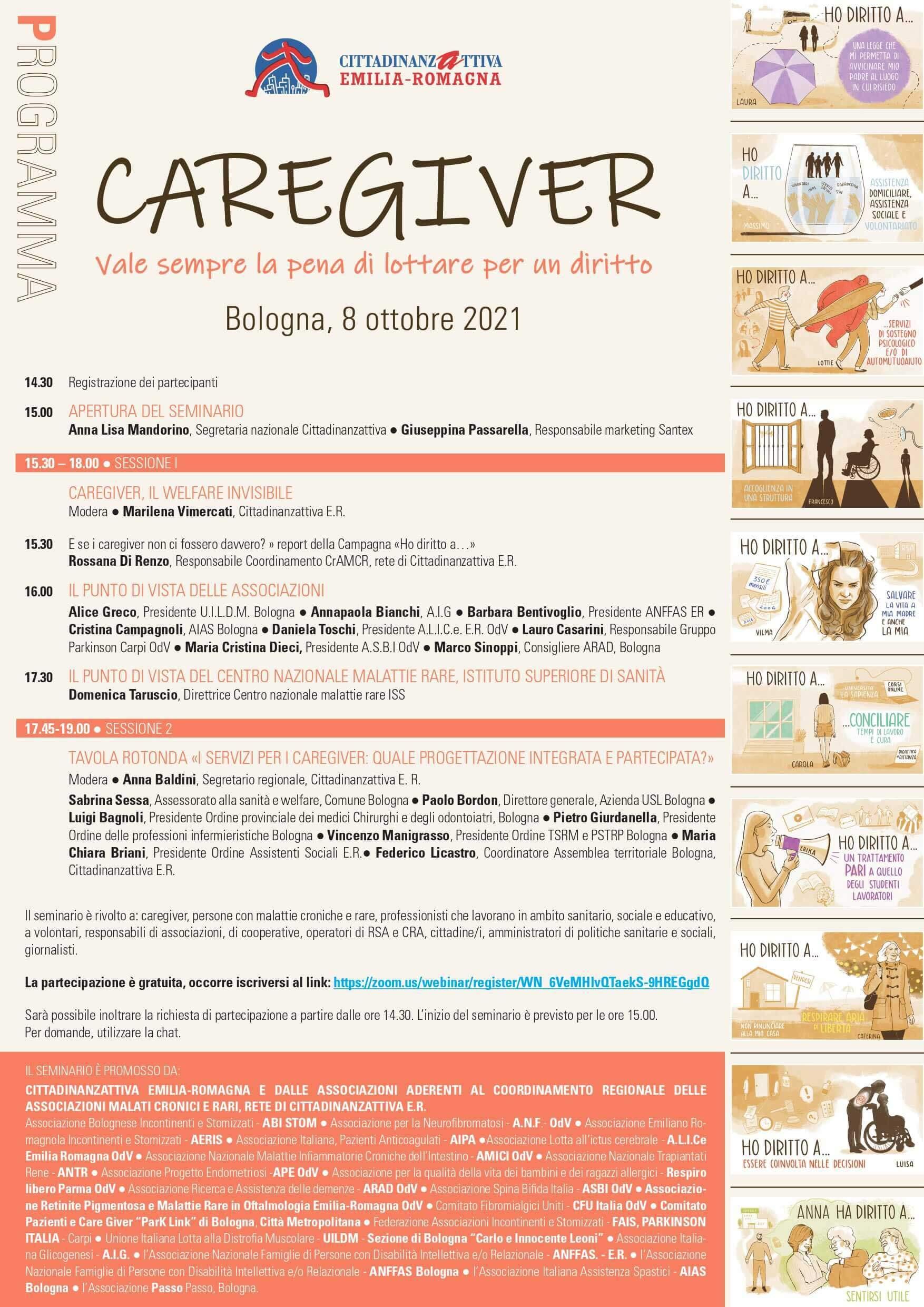 Locandina Caregiver